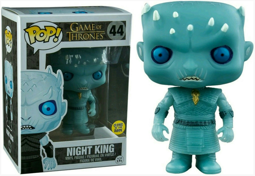 Game Of Thrones Night King Glowing Figure 2