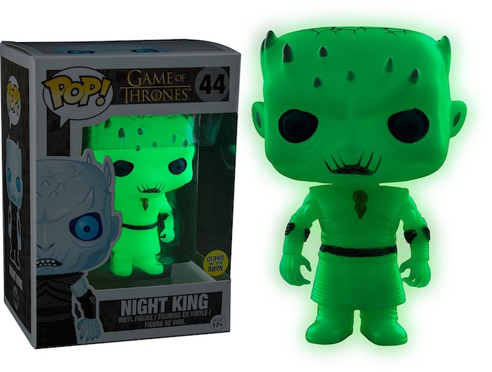 Game Of Thrones Night King Glowing Figure 3
