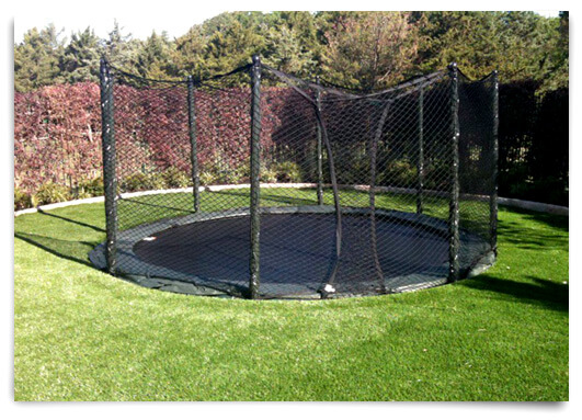 Your Home Needs This In Ground Trampoline So Bad It Hurts
