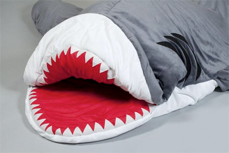 Shark Sleeping Bag 6-1