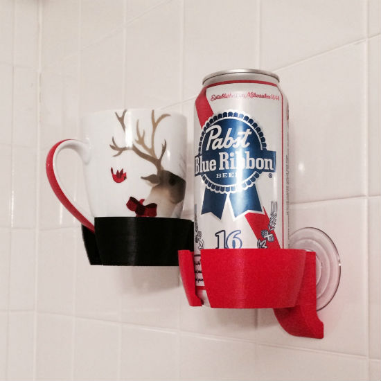 shower-beer-holder