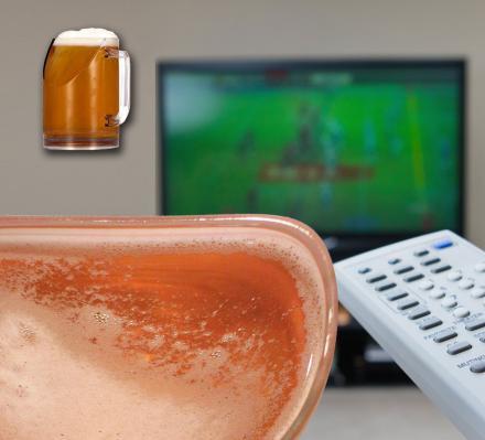 tv beer mug 4