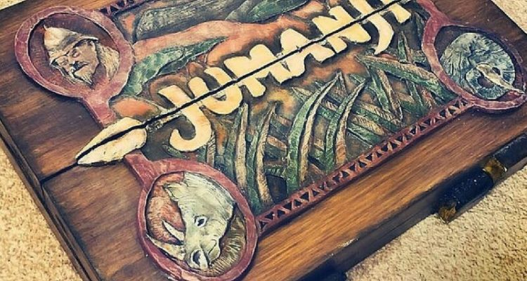 Awesome Jumanji Board Game You Ve Been Waiting 20 Years For