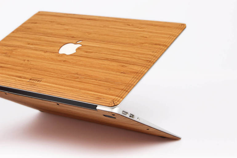 The 15 coolest macbook covers etsy money can buy 9 macbook covers etsy made from wood gumiabroncs Images