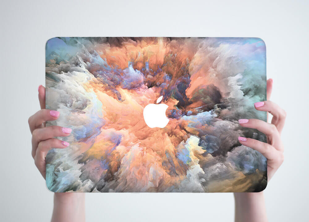 The 15 coolest macbook covers etsy money can buy 4 colorful macbook air case macbook pro cover colorful macbook on the macbook covers etsy list gumiabroncs Images