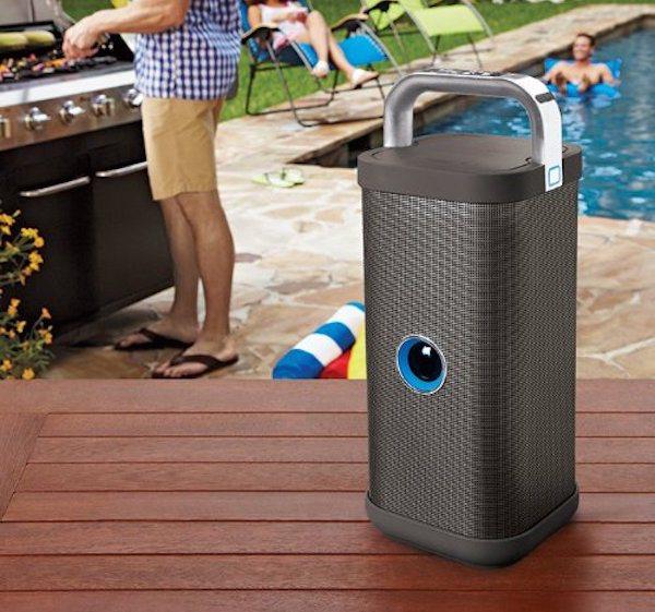 Big Blue Party Indoor Outdoor Wireless Waterproof Speaker