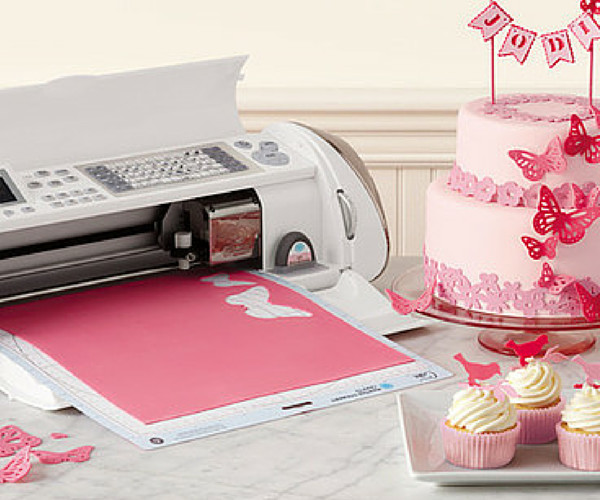 Cricut Cake The Personal Electronic Cutter That Boost Your