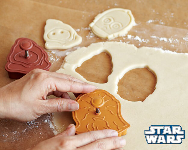 Cool Star Wars Cupcake Stencils For Making Cupcakes Like A