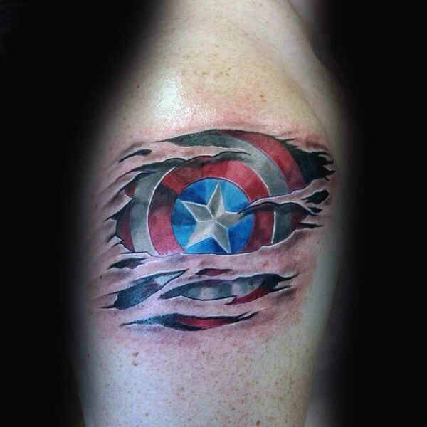 captain america shield collection