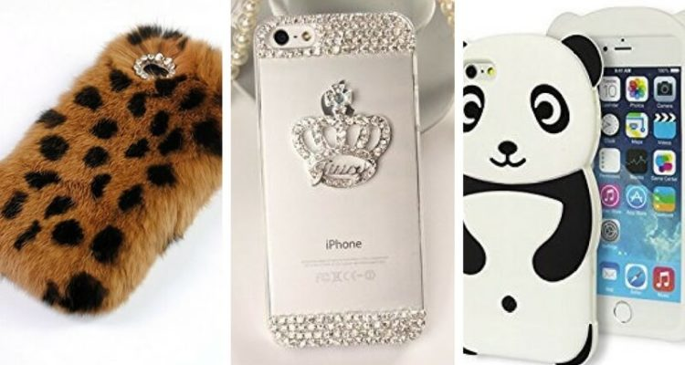 Top 5 Cute Iphone 6 Cases For Your Colorful Life