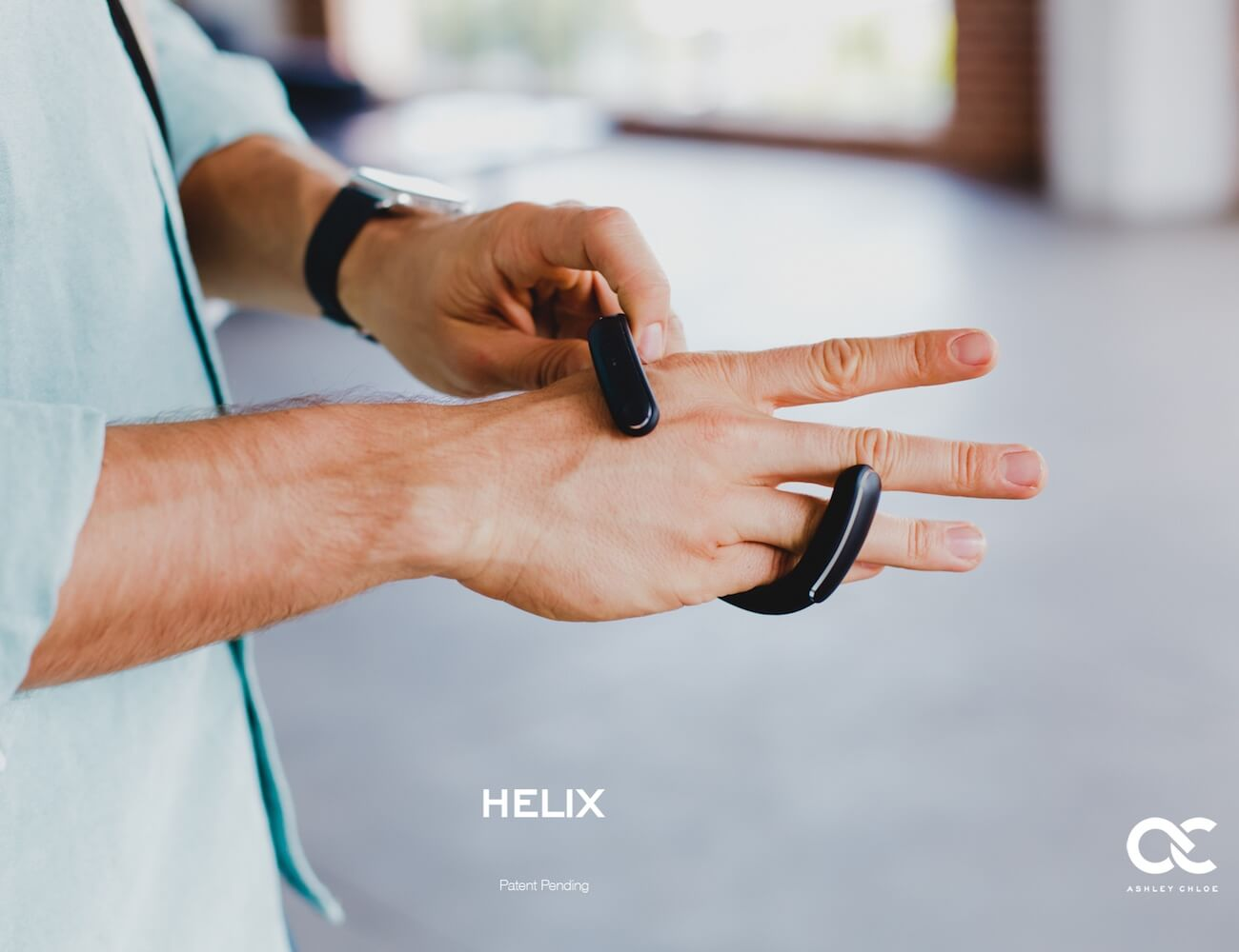 helix wearable cuff 2-1